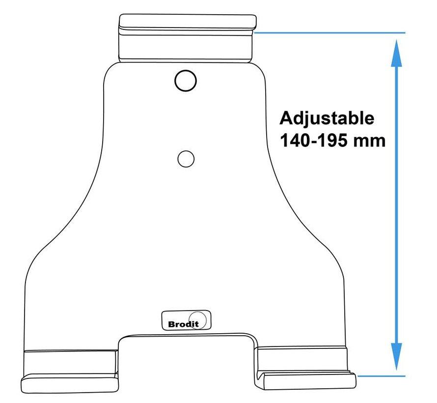 houder Universeel Tablet 140-195mm