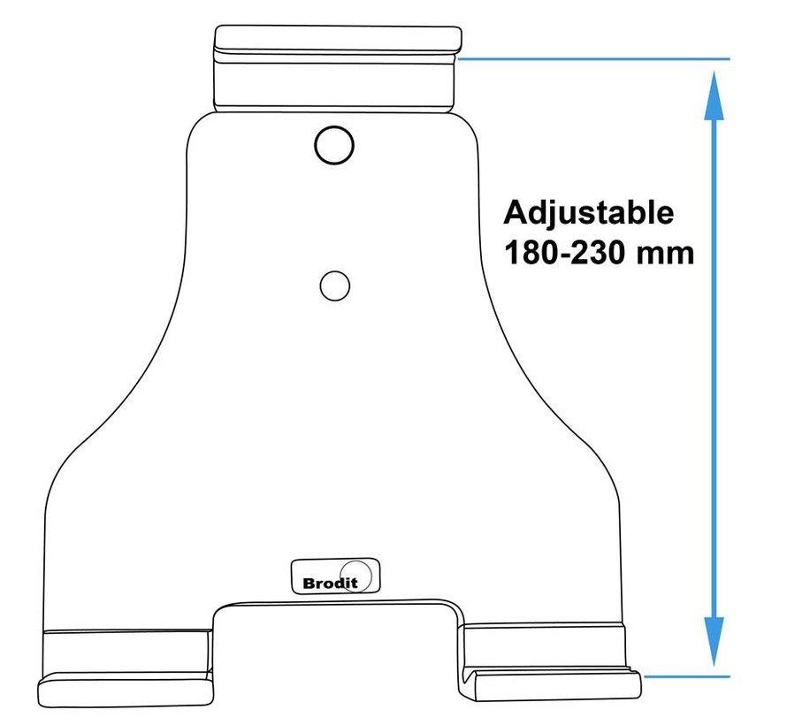 houder Universeel Tablet 180-230 mm (Large)