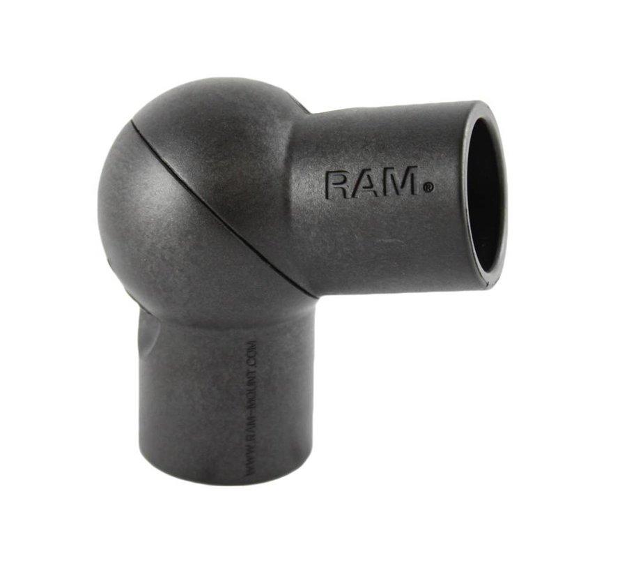 Composiet koppelstuk met instelbare hoek RAP-288PU