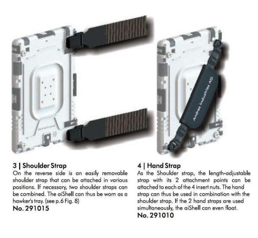 aiShell heavy-duty case iPad  9.7 modellen