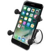 RAM Mount EZ-ON/OFF™ Bicycle Mount met Universal X-Grip®