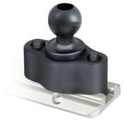 "RAM Mount RAM 1"" Ball Quick Release Track Base"