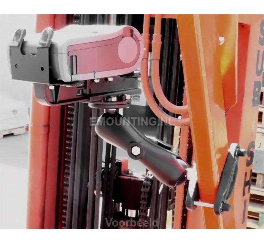 Universal Small Portable Printer Cradle
