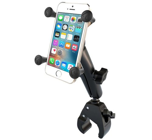 RAM Mount Tough-Claw Smartphone stangmontageset lang