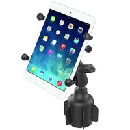 RAM Mount Stubby™ Cup Holder base met X-Grip kleine tablets RAP-B-299-4-UN8U