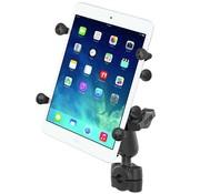 RAM Mount Torque™ small tablet motorspiegelset met X-Grip RAM-B-408-37-62-UN8U