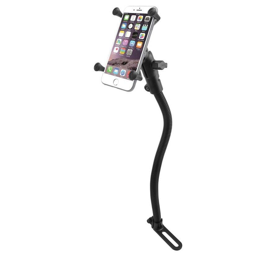X-Grip Large smartphone statief autostoel bevestiging