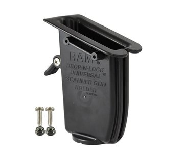 RAM Mount Universal Quick Draw Scanner Gun Holder