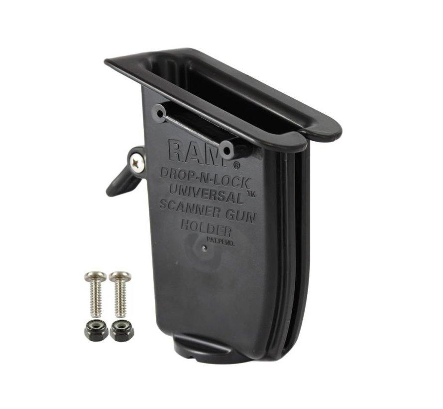Universal Quick Draw Scanner Gun Holder