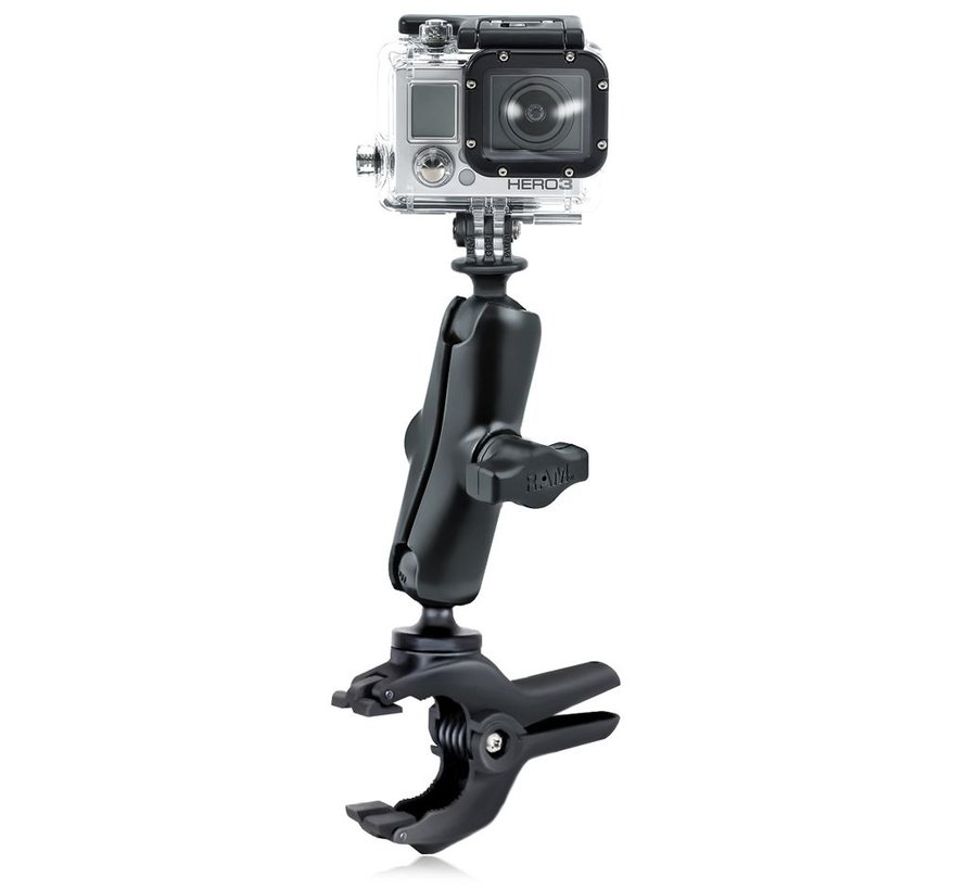 Gopro Tough-Clamp set