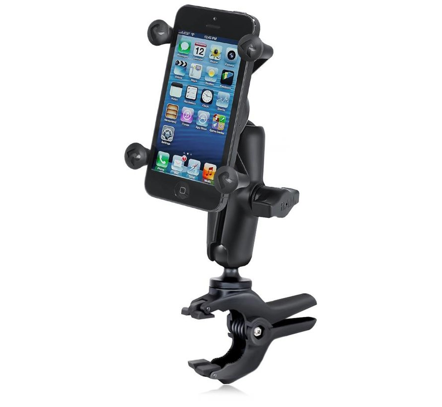 X-Grip smartphone Tough-Clamp set