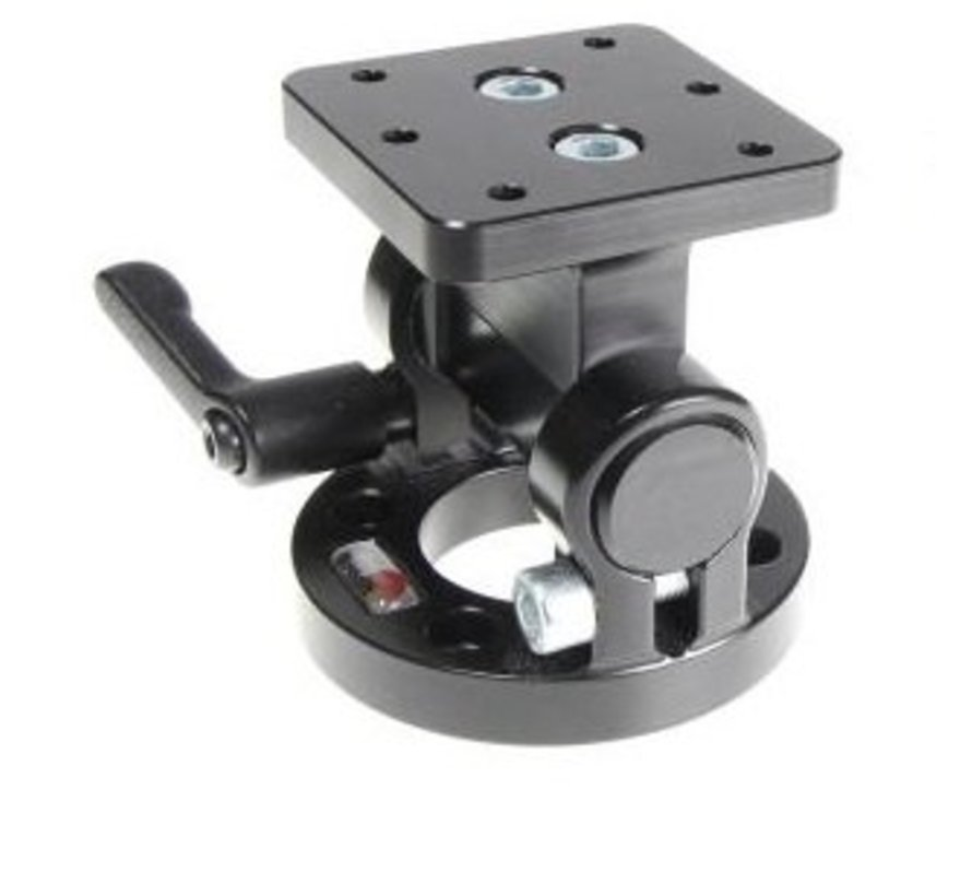 Pedestal Mount Top Part with 180° turnaround, with AMPS hole