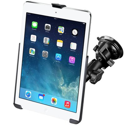 RAM Mount Zuignap iPad AIR/ iPad 2017 set
