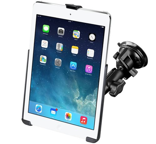 RAM Mount Zuignap iPad AIR/ iPad 2017 set