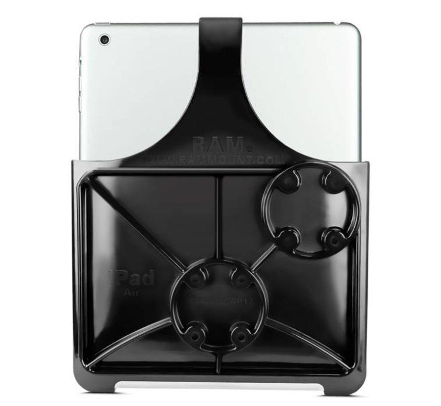 iPad AIR/ iPad 2017 Yoke schroefklem iPadhouder