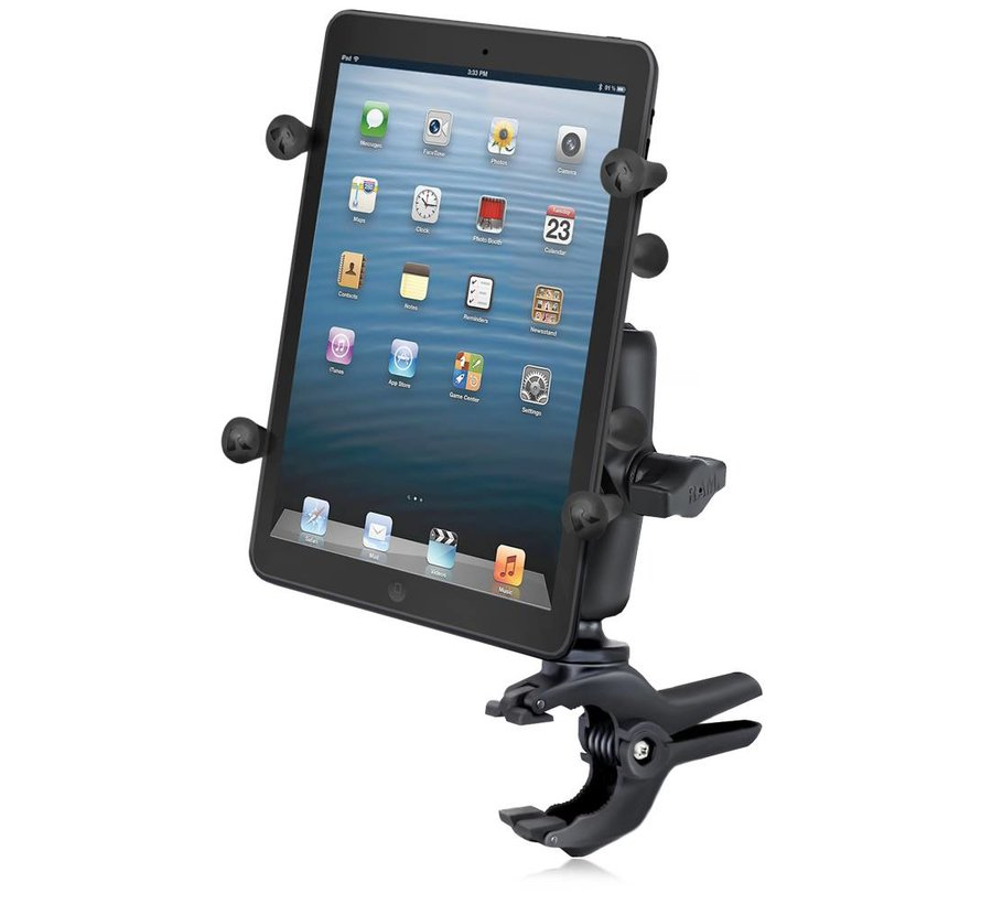 "X-Grip 7"" tablet Tough-Clamp"