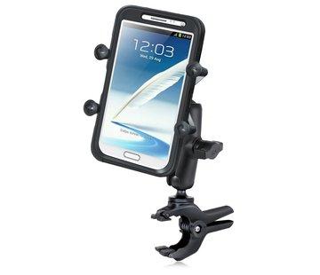 RAM Mount X-Grip large smarthone Tough-Clamp