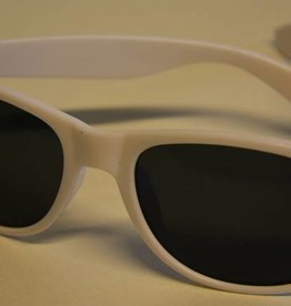 dance4life white sunglasses