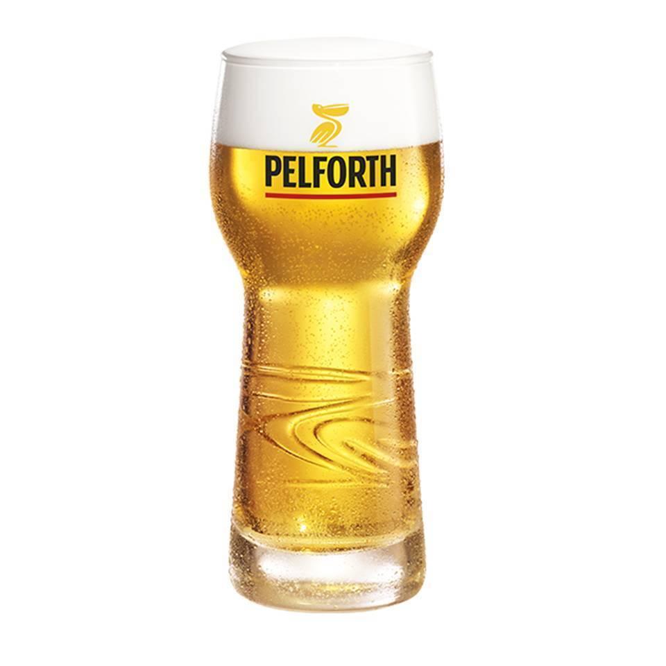 Vasos Pelforth (6 uds)