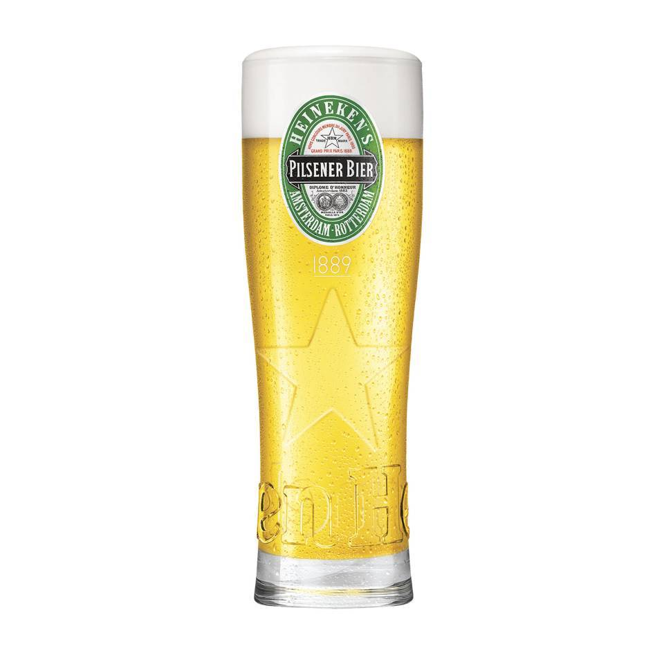 Heineken Vasos Tradicionales (4 uds)