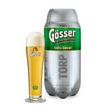 Gösser Zwickl TORP - Best before 30/11/2018