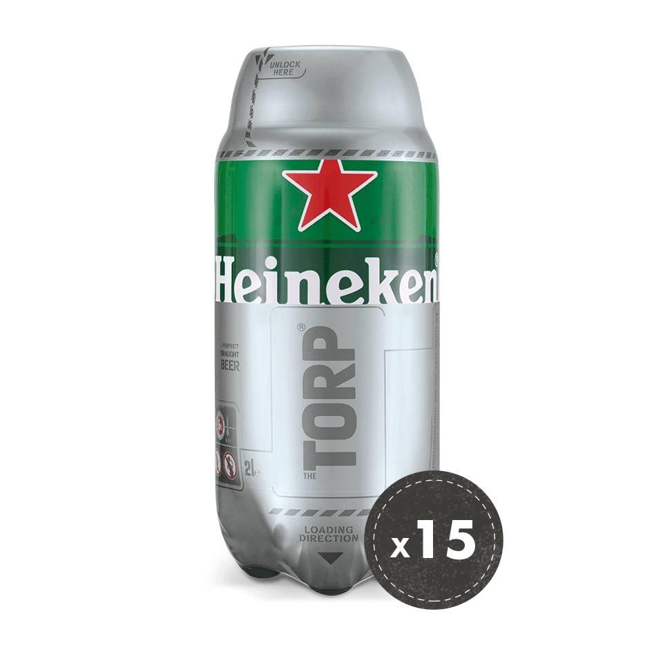 Heineken 15 Torps Bundle - newsletter suscritos exclusiva