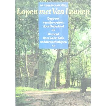 De zomer van 1823 - Lopen met Van Lennep