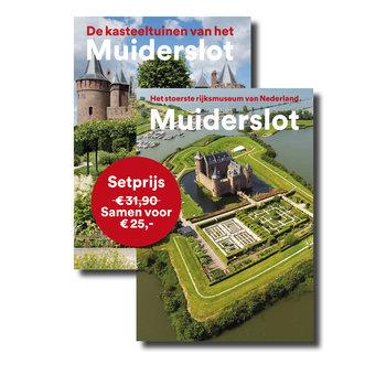 Kasteeltuinen Muiderslot + Muiderslot, het stoerste rijksmuseum van Nederland