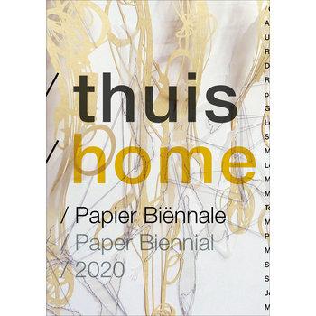 thuis/home-Papier Biennale/Paper Biennial 2020