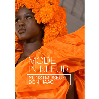 Kunstkaartenboek Mode in kleur!
