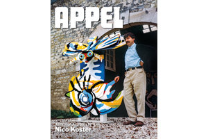 Karel Appel - A life in photographs by Nico Koster