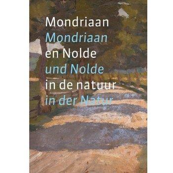 Mondriaan en Nolde in de natuur