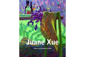 Juane Xue - Color is my greatest wealth (bound edition; English text)