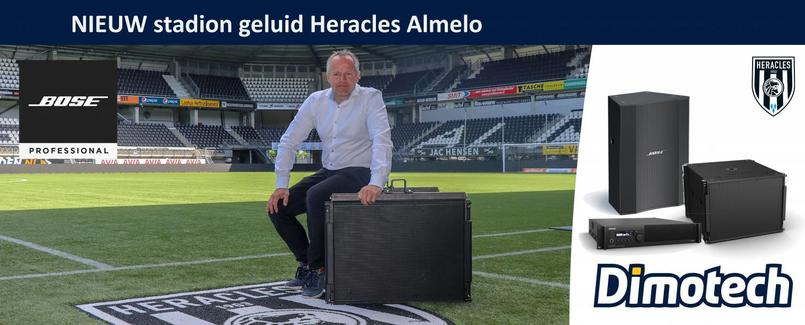 Heracles stadiongeluid