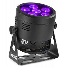 Beamz huur LED Par accu