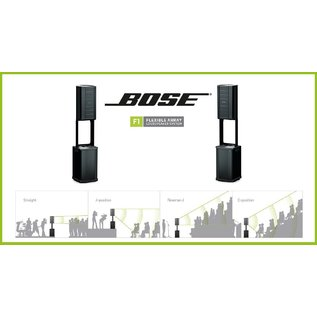 Bose F1 Flexible Array luidspreker