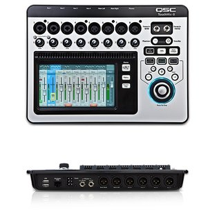 QSC QSC TouchMix-8 compacte digitale mixer