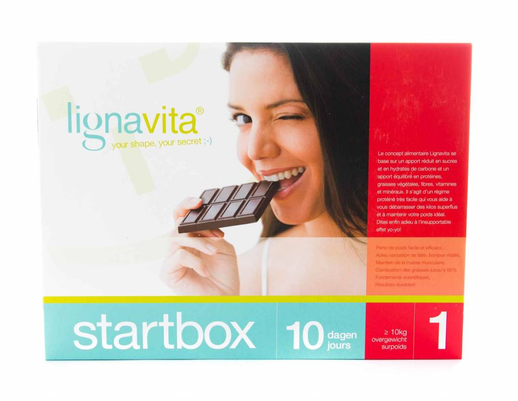Lignavita Startbox 1 (10 dagen)