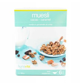 Lignavita Muesli Cacao-Caramel