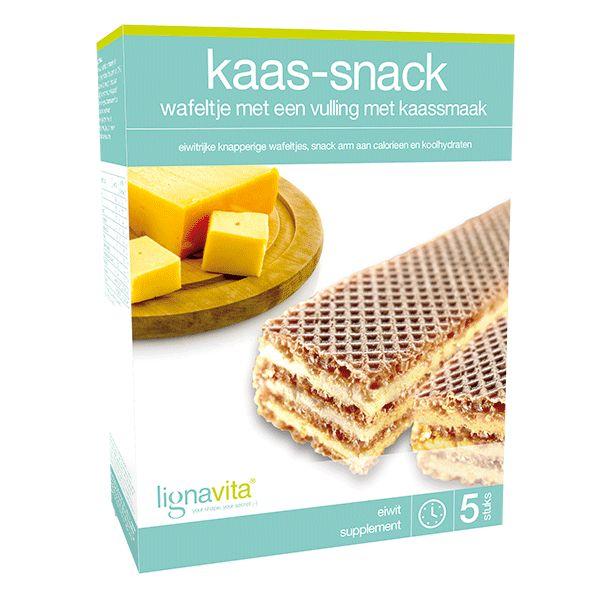 Lignavita Kaas-Snack