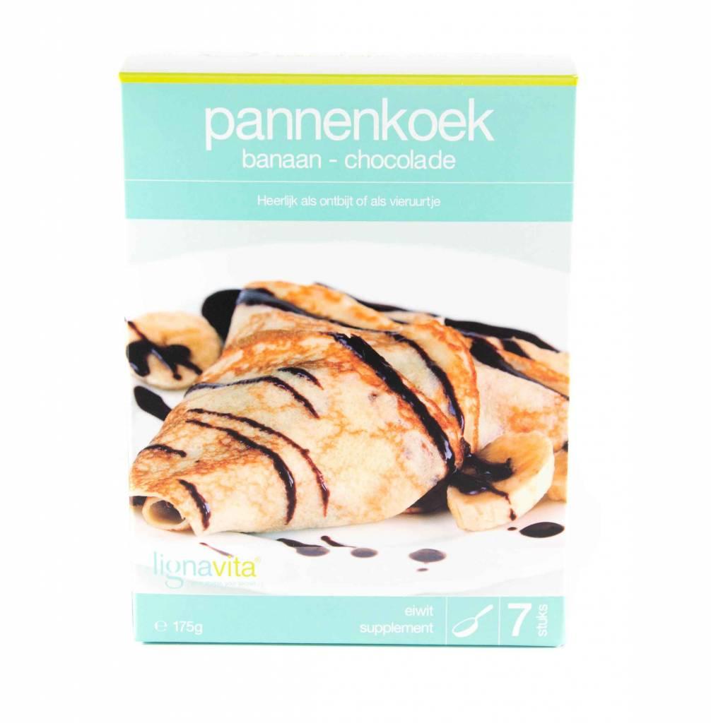 Lignavita Pannenkoek Banaan Chocolade