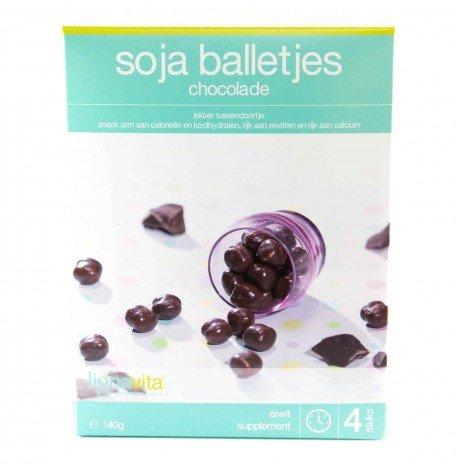Lignavita Soja Chocoladeballetjes