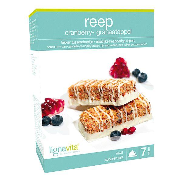 Lignavita Reep Cranberry Granaatappel