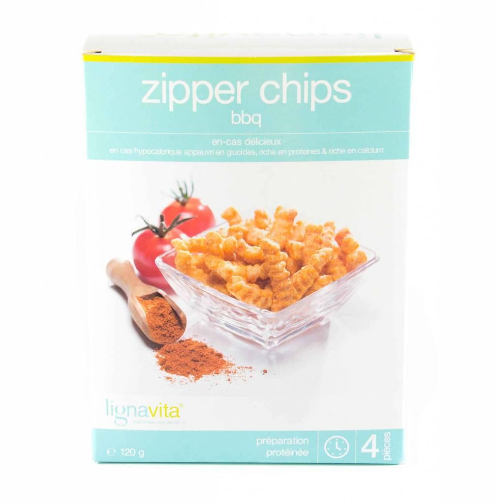 Lignavita Zipper Chips BBQ