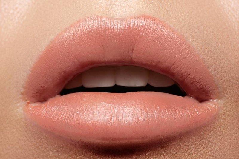 Zuii Organic Natürlicher Lippenstift Sheer Peach