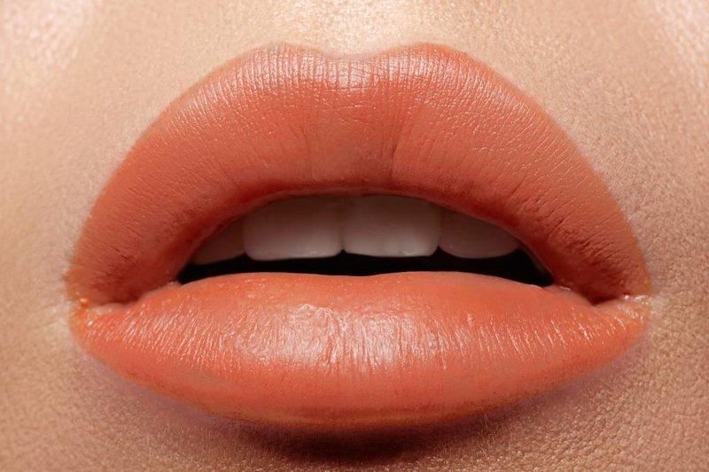 Zuii Organic Natürlicher Lippenstift Mandarin