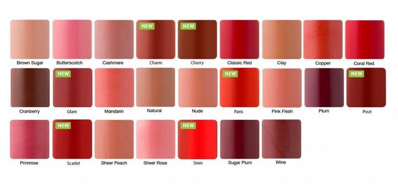 Zuii Organic Natürlicher Lippenstift Coral Red