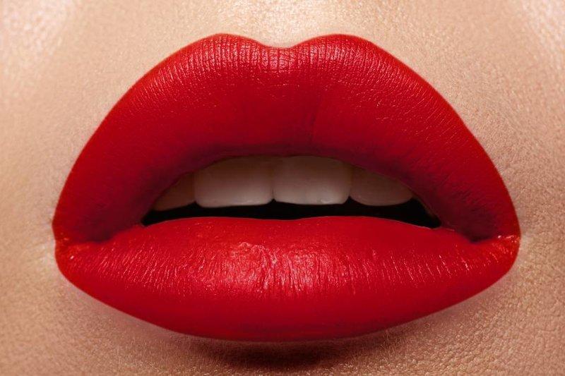 Zuii Organic Natürlicher Lippenstift Classic Red
