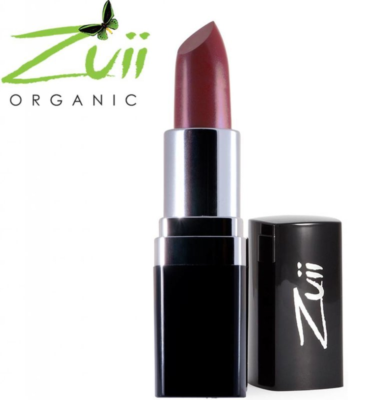 Zuii Organic Organic Flora Lipstick Wine
