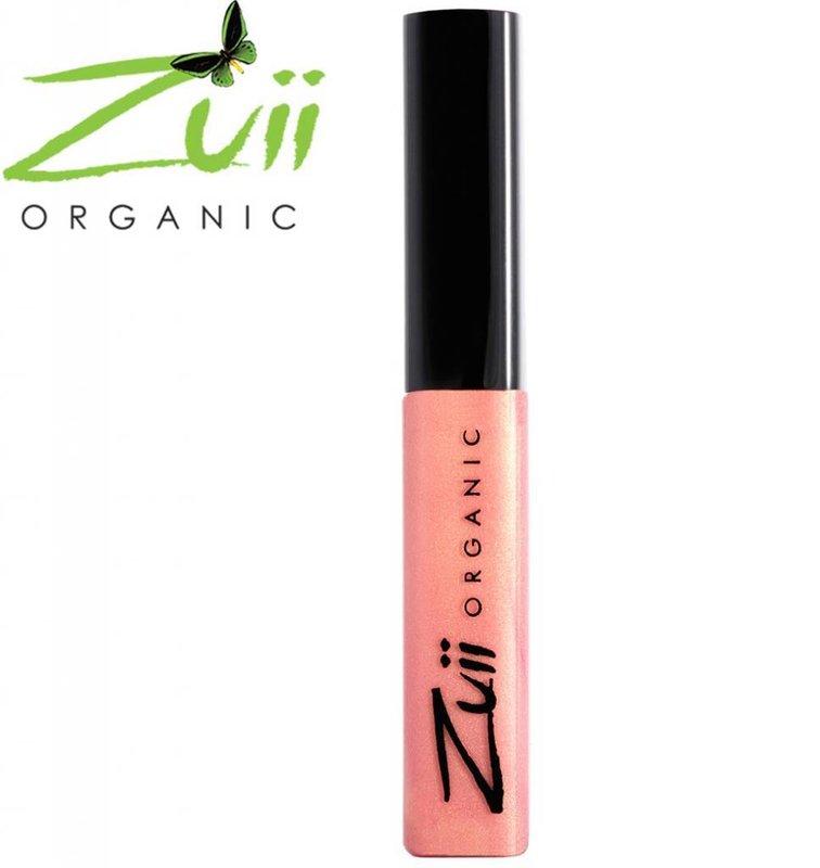 Zuii Organic Natürlicher Lipgloss Frangipani